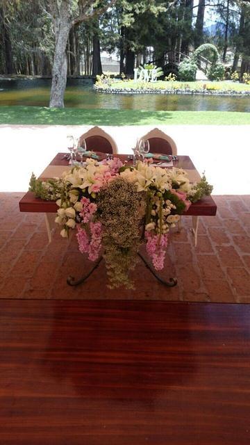 Decoración mesas para Eventos Quito y Valles